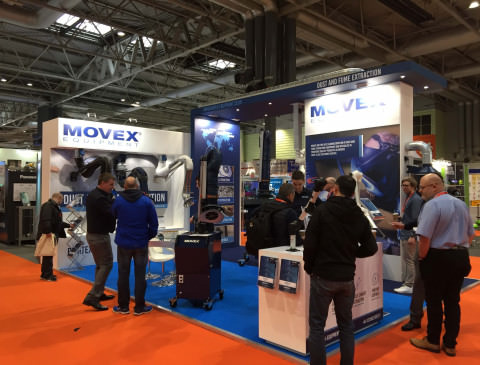 Movex go 'All-Out' at the Mach Show 2018