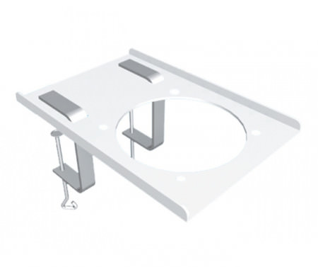 Flexible Table Bracket (for ME Ø50/Ø75mm)