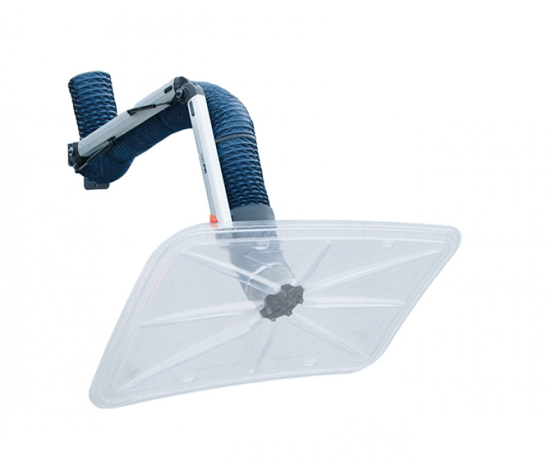 PRG Extraction Arm with Windscreen Hood