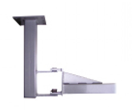 TIZ-EXH 180° Boom Arm Ceiling Bracket
