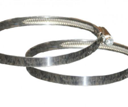SGC Hi-Temp hose clamps