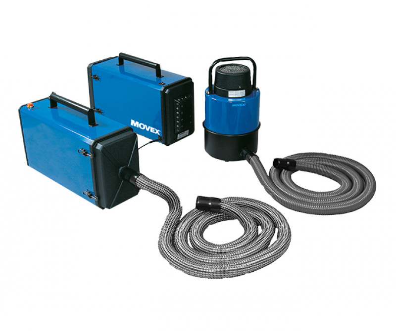 SF Portable Weld Fume Filter Unit