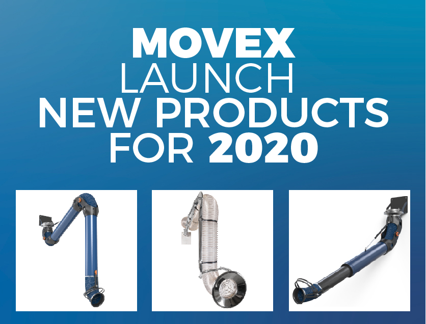 Movex Launch New Products for 2020