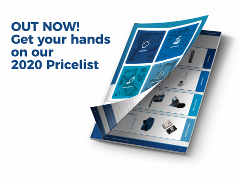 Out Now! Get your hands on our 2020 Pricelist